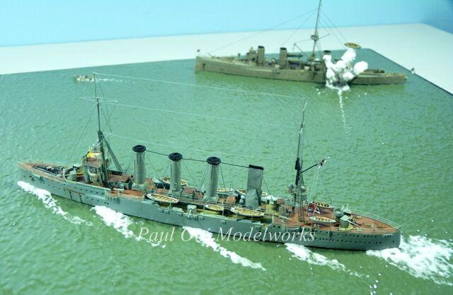 WW1 Ships