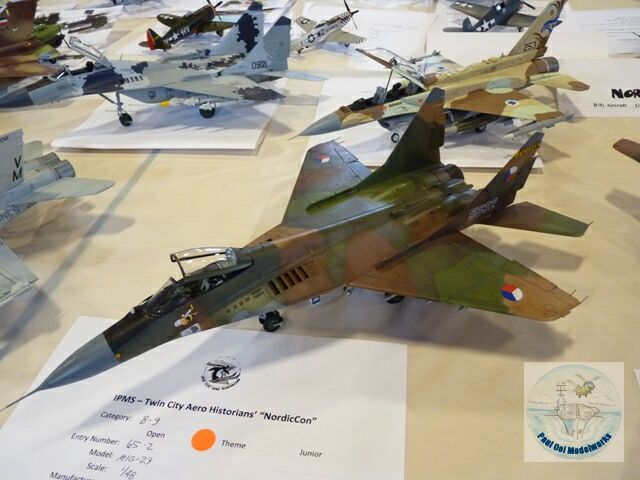 Czech MiG 29