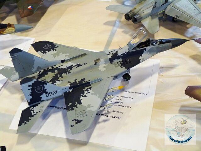 Awesome digital camo for MiG29
