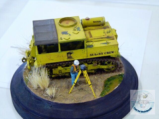 Post-War Civilian M5 Tractor