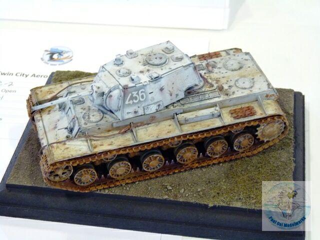 KV1 Heavy Tank