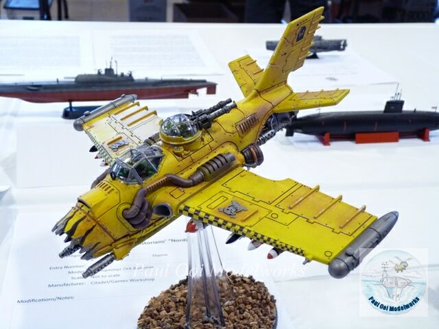 War Hammer Jet Craft