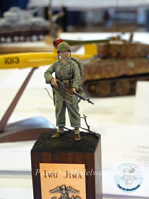 US Marine, Iwo Jima