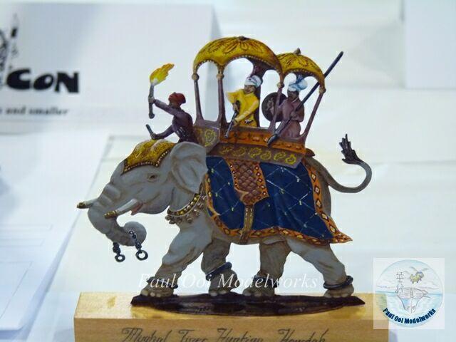 Mughal Tiger Hunt