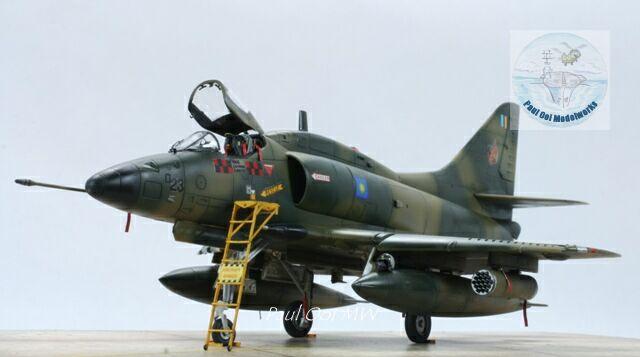 Leftenan (Udara) Khoo's Skyhawk, Kuantan, June 1990