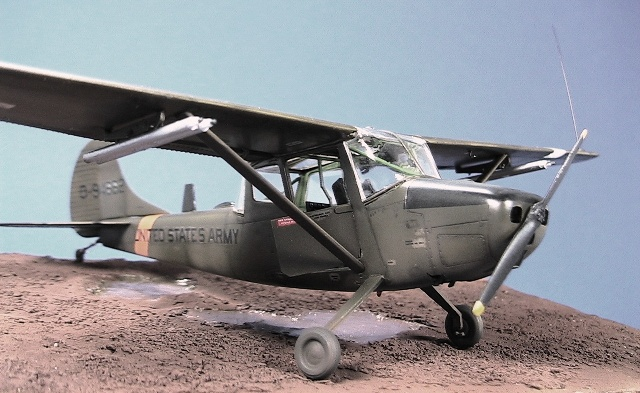 Bird Dog, Phu Loi Army Airfield, 1966