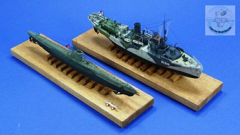 U-564 and HMS Zinnia