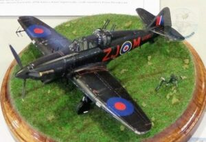 My entry of Boulton Paul Defiant Mk. II (one of 4!)
