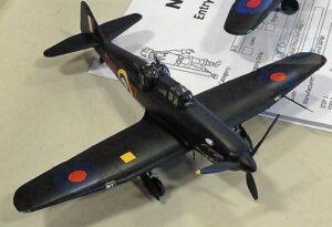 Airfix Boulton Paul Defiant Mk. I