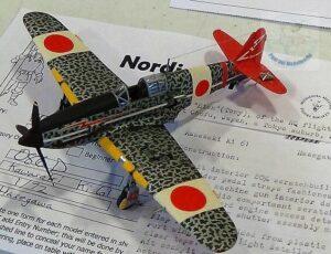 Kawanishi Ki-61Hien