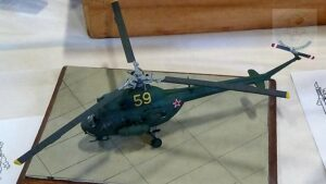 Soviet Mil-2 Hoplite