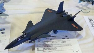 Chinese J20 Stealth Fighter