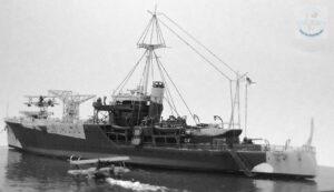 WW2 Allied Ships
